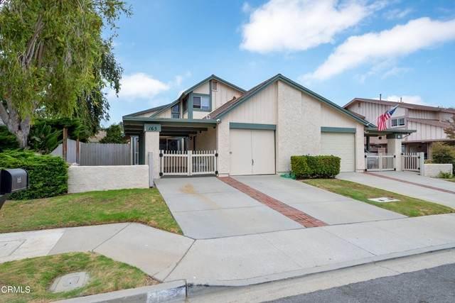 165 Green Glade Court, Camarillo, CA 93010 (#V1-7950) :: Lydia Gable Realty Group