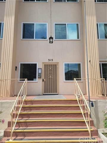 315 N Louise Street #310, Glendale, CA 91206 (#SR21186313) :: Lydia Gable Realty Group