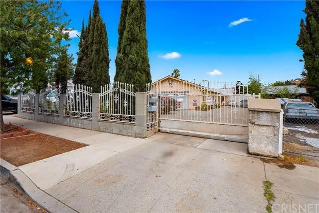 10255 Strathern Street, Sun Valley, CA 91352 (#SR21187659) :: Vida Ash Properties | Compass