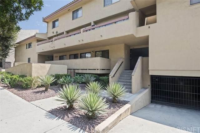 350 Burchett Street #225, Glendale, CA 91203 (#SR21189507) :: The Bobnes Group Real Estate