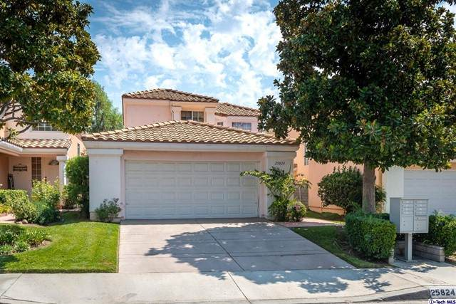 25824 Dickens Court #32, Stevenson Ranch, CA 91381 (#320007442) :: Lydia Gable Realty Group