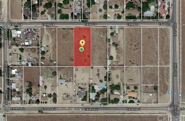 0 Vac/Ave T14/Vic 94th Ste, Littlerock, CA 93543 (#SR21190651) :: Montemayor & Associates