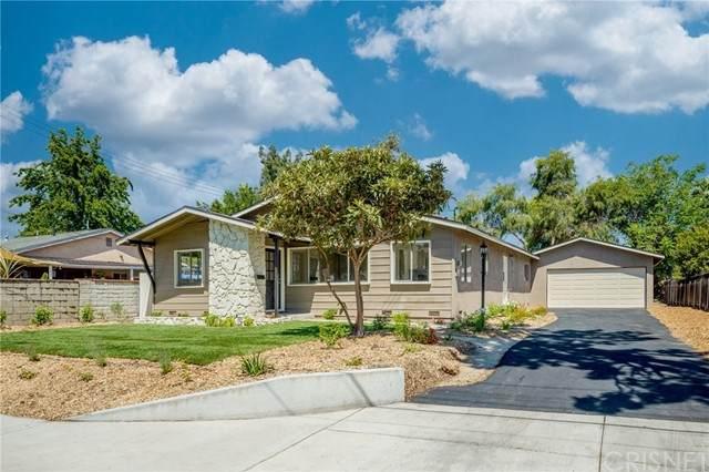 15851 Bassett Street, Lake Balboa, CA 91406 (#SR21190782) :: The Bobnes Group Real Estate
