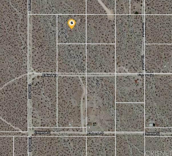 0 E 137th St E, Pearblossom, CA 93553 (#SR21190896) :: Lydia Gable Realty Group
