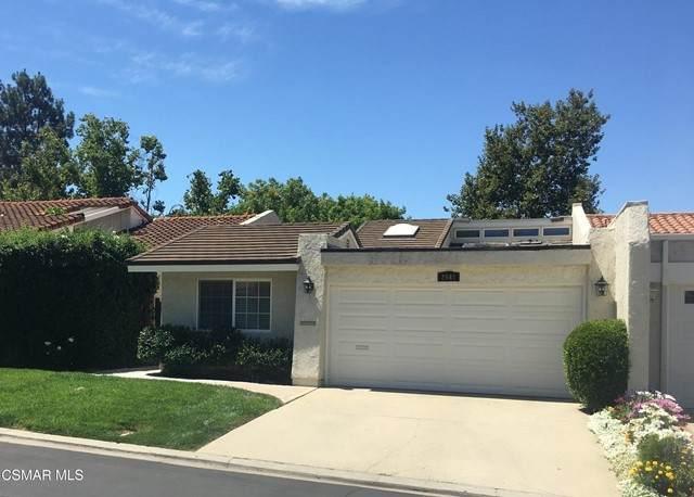 2648 Lakewood Place, Westlake Village, CA 91361 (#221004806) :: Lydia Gable Realty Group