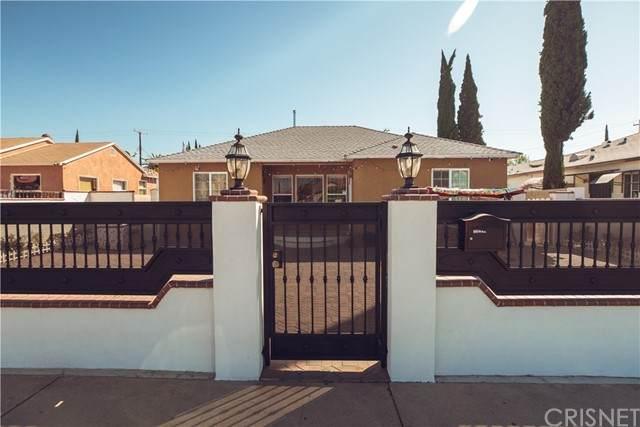 13700 Osborne Street, Arleta, CA 91331 (#SR21192830) :: Vida Ash Properties | Compass