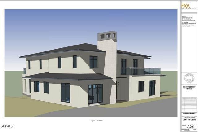0 Deervale Place, Sherman Oaks, CA 91403 (#P1-6462) :: The Bobnes Group Real Estate