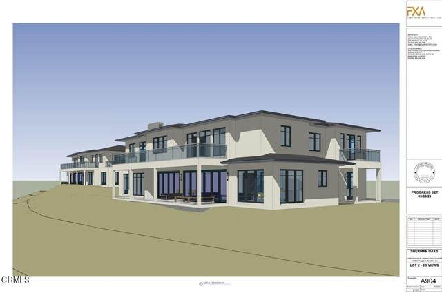 0 Deervale Place, Sherman Oaks, CA 91403 (#P1-6463) :: The Bobnes Group Real Estate