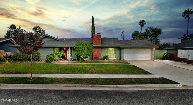 1448 Norwich Avenue, Thousand Oaks, CA 91360 (#221004815) :: Montemayor & Associates