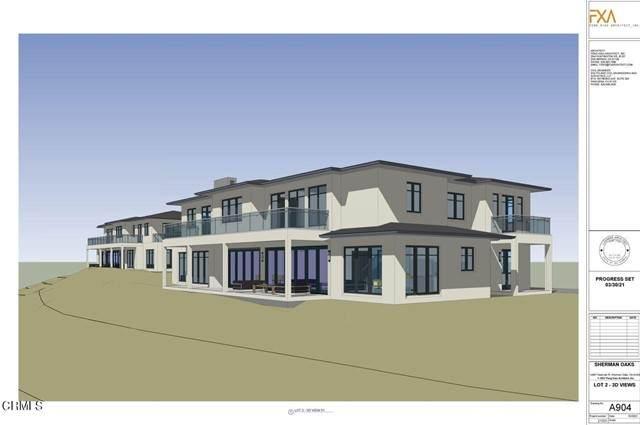 0 Deervale Place, Sherman Oaks, CA 91403 (#P1-6464) :: The Bobnes Group Real Estate