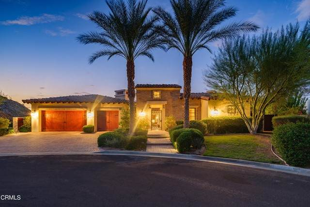 31 Hillcrest Drive, Rancho Mirage, CA 92270 (#P1-6510) :: Lydia Gable Realty Group