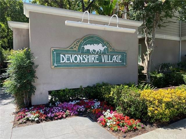 17738 Devonshire Street #4, Northridge, CA 91325 (#SR21195734) :: The Suarez Team