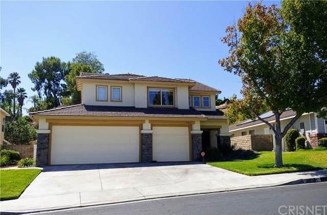 27613 Ron Ridge Drive, Saugus, CA 91350 (#SR21196073) :: The Suarez Team