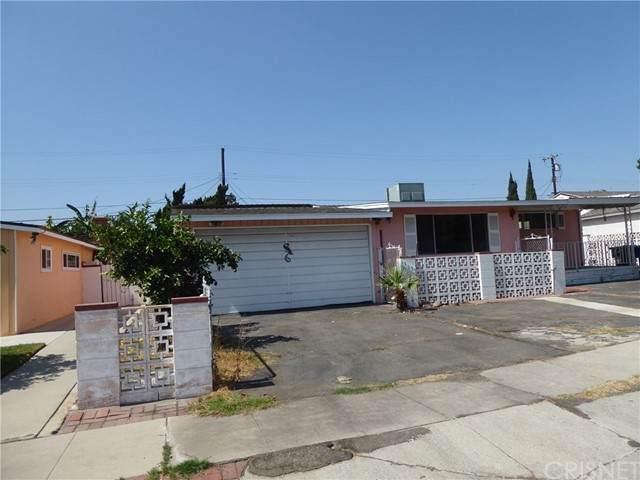 13637 Muscatine Street, Arleta, CA 91331 (#SR21197047) :: Vida Ash Properties | Compass