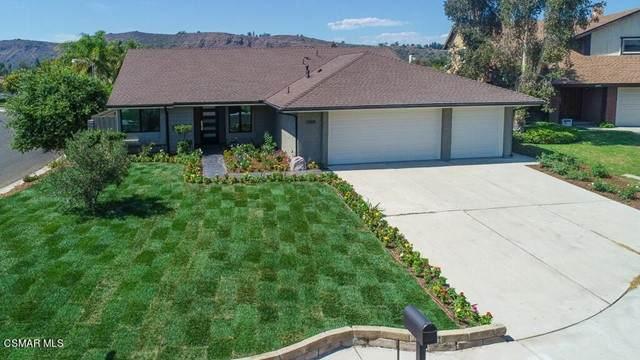 2909 Hyacinth Court, Thousand Oaks, CA 91360 (#221004909) :: The Suarez Team