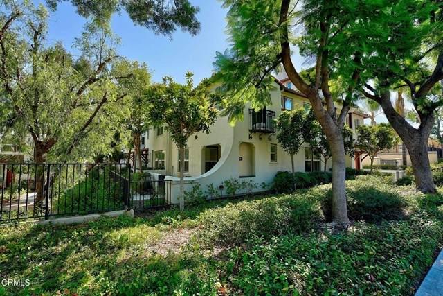 2460 E Villa Street #4, Pasadena, CA 91107 (#P1-6541) :: The Parsons Team