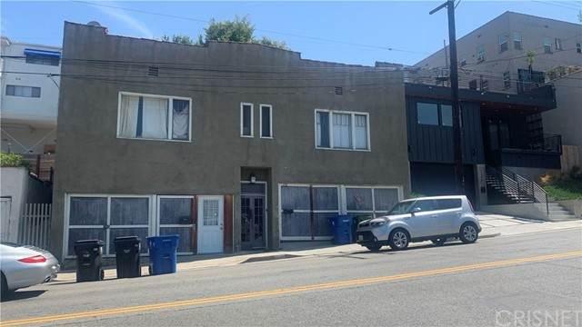 1232 Hyperion Avenue, Los Angeles, CA 90029 (#SR21197515) :: The Suarez Team
