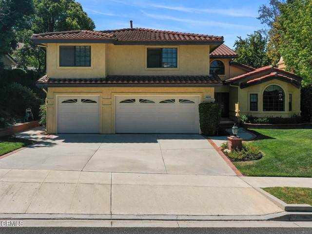 285 Fawn Valley Court, Simi Valley, CA 93065 (#V1-8277) :: The Suarez Team