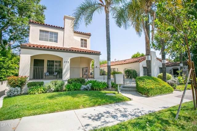372 S Marengo Avenue #101, Pasadena, CA 91101 (#P1-6563) :: The Bobnes Group Real Estate
