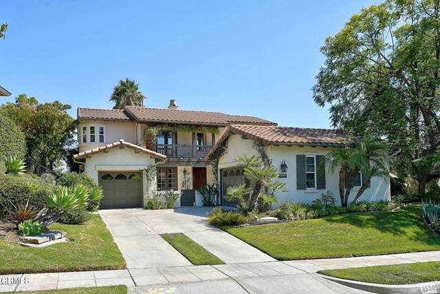 3658 Giddings Ranch Road, Altadena, CA 91001 (#P1-6571) :: The Parsons Team