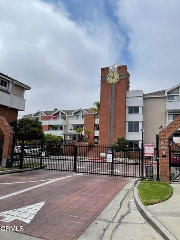 865 S B Street Q3, Oxnard, CA 93030 (#V1-8289) :: The Bobnes Group Real Estate