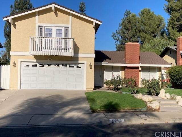 2169 Scenicpark Street, Thousand Oaks, CA 91362 (#SR21185981) :: The Suarez Team