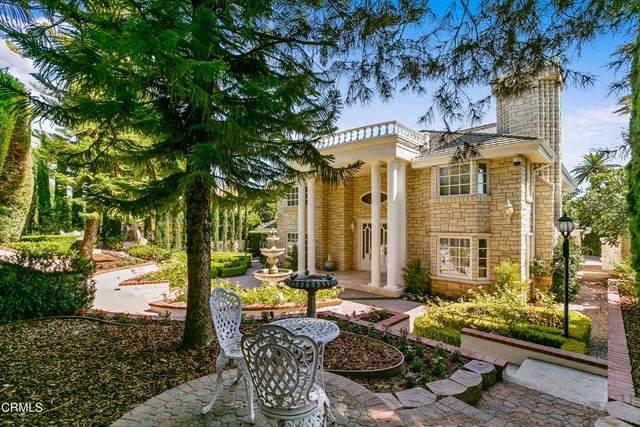 1146 Flanders Road Road, La Canada Flintridge, CA 91011 (#P1-6605) :: Vida Ash Properties | Compass