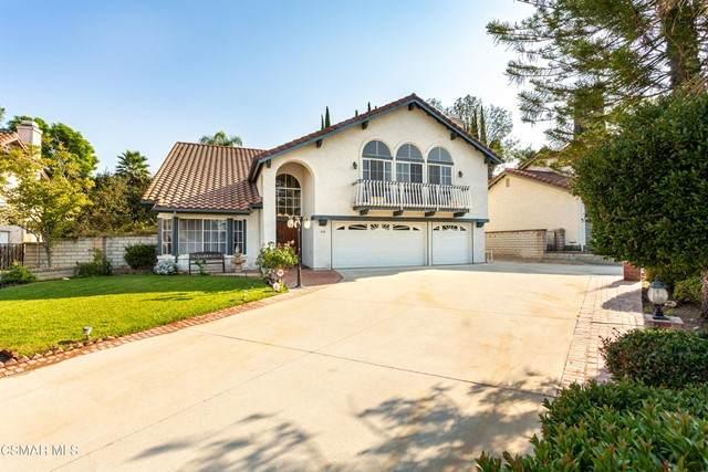 710 Chantry Circle, Simi Valley, CA 93065 (#221004979) :: Vida Ash Properties | Compass