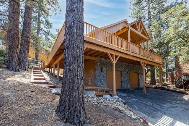 1701 Freeman Drive, Pine Mountain Club, CA 93222 (#SR21198850) :: Lydia Gable Realty Group
