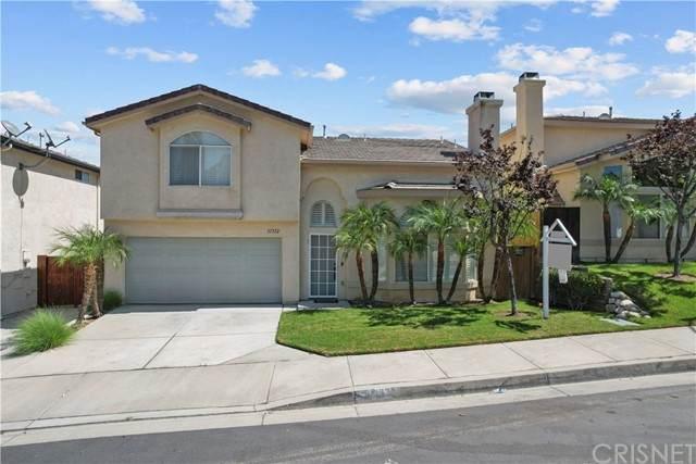 31332 Nichols Lane, Castaic, CA 91384 (#SR21200370) :: Montemayor & Associates