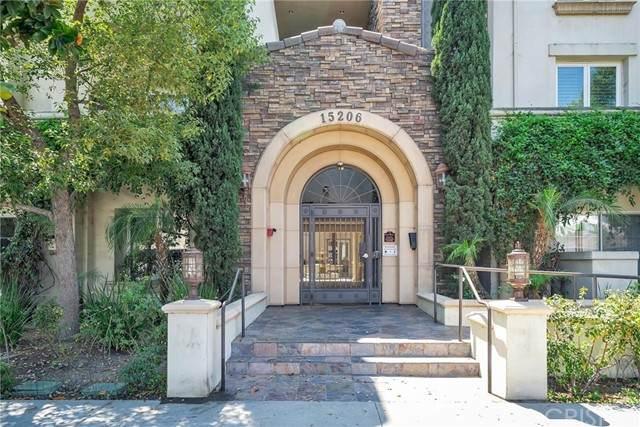 15206 Burbank Boulevard #210, Sherman Oaks, CA 91411 (#SR21200372) :: The Bobnes Group Real Estate