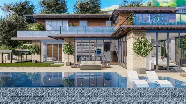 3701 Glenridge Drive, Sherman Oaks, CA 91423 (#SR21189215) :: The Suarez Team