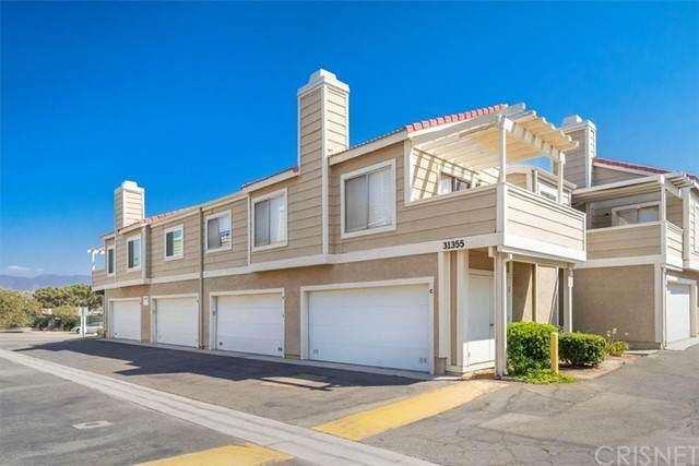 31355 The Old Road C, Castaic, CA 91384 (#SR21202498) :: Montemayor & Associates