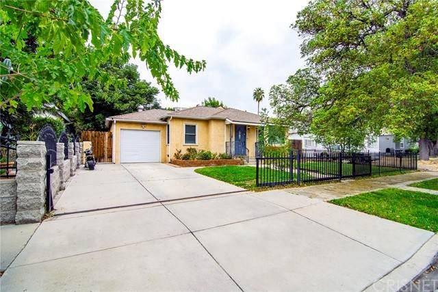 15513 Cohasset Street, Van Nuys, CA 91406 (#SR21200446) :: Montemayor & Associates