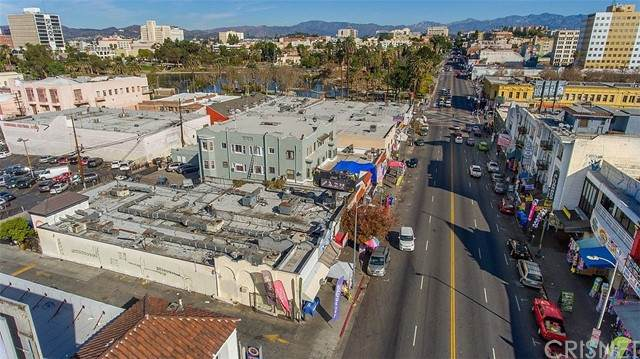 721 S Alvarado Street, Los Angeles, CA 90057 (#SR21203515) :: Montemayor & Associates