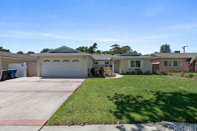 8837 Sophia Avenue, North Hills, CA 91343 (#SR21203790) :: The Bobnes Group Real Estate