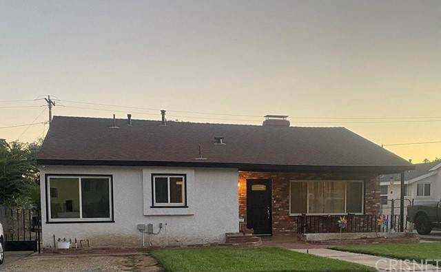 1608 7th Street, San Fernando, CA 91340 (#SR21203770) :: Montemayor & Associates