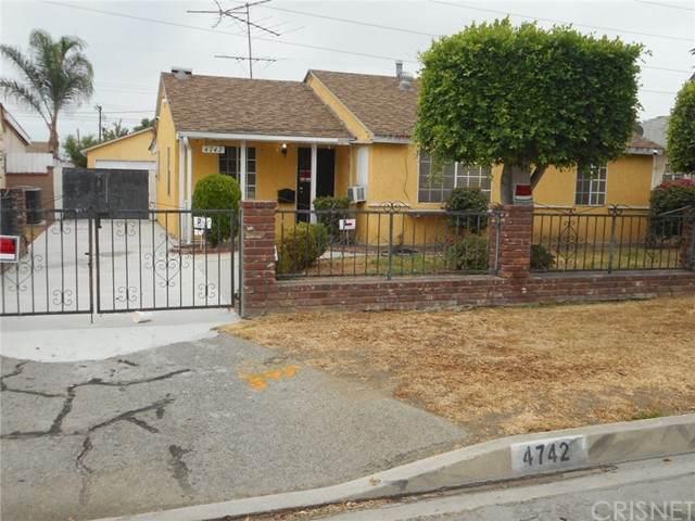 4742 Garrick Avenue, Pico Rivera, CA 90660 (#SR21203908) :: The Bobnes Group Real Estate