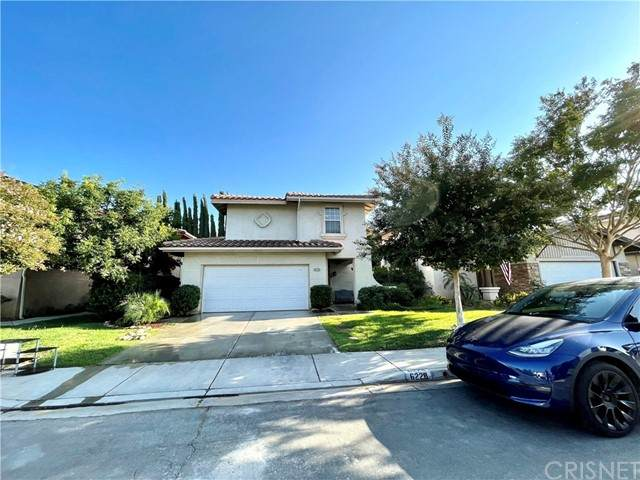 6228 Tangelo Place, Simi Valley, CA 93063 (#SR21204387) :: Berkshire Hathaway HomeServices California Properties