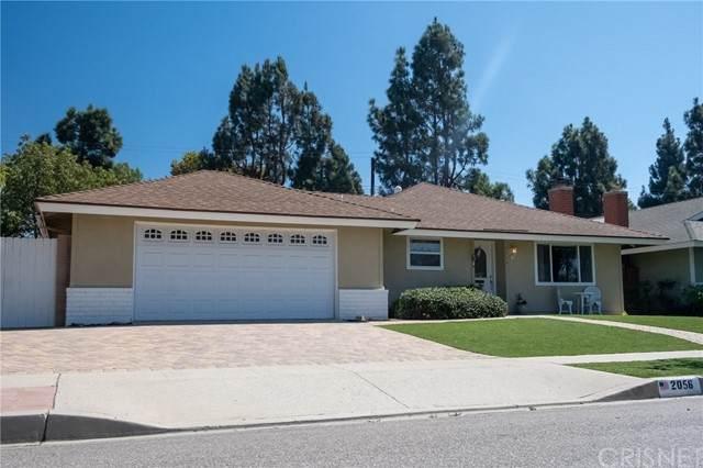 2056 Dewayne Avenue, Camarillo, CA 93010 (#SR21200497) :: TruLine Realty
