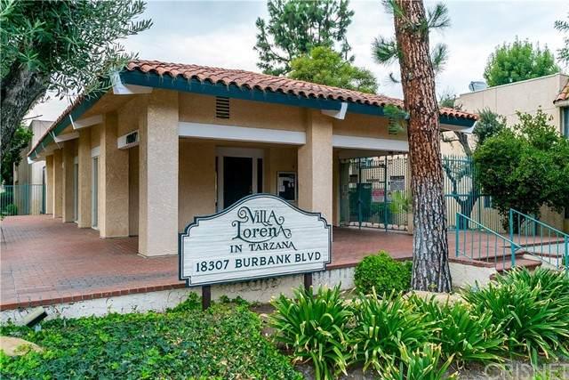 18307 Burbank Boulevard #65, Tarzana, CA 91356 (#SR21204952) :: Vida Ash Properties | Compass