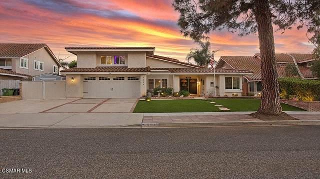 5406 Maricopa Drive, Simi Valley, CA 93063 (#221005090) :: TruLine Realty