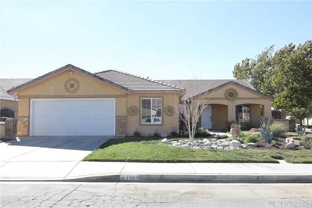 44207 61st Street W, Lancaster, CA 93536 (#SR21205212) :: Vida Ash Properties | Compass