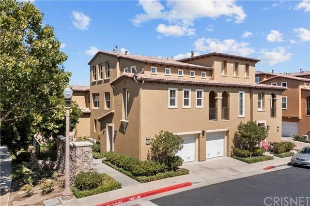 27032 Pebble Beach Drive, Valencia, CA 91381 (#SR21204988) :: Vida Ash Properties | Compass