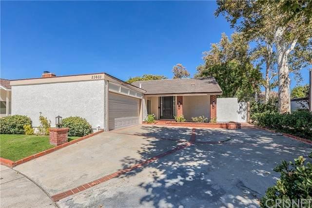 23603 Via Beguine, Valencia, CA 91355 (#SR21204269) :: Randy Plaice and Associates