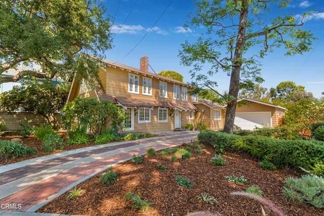 740 Garfield Avenue, South Pasadena, CA 91030 (#P1-6713) :: The Suarez Team