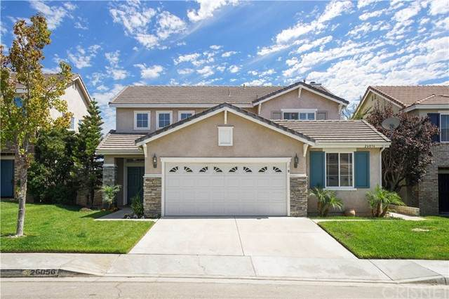 26056 Ohara Lane, Stevenson Ranch, CA 91381 (#SR21205973) :: Lydia Gable Realty Group