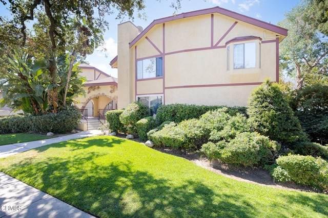 2850 Montrose Avenue #6, Glendale, CA 91214 (#P1-6717) :: The Bobnes Group Real Estate