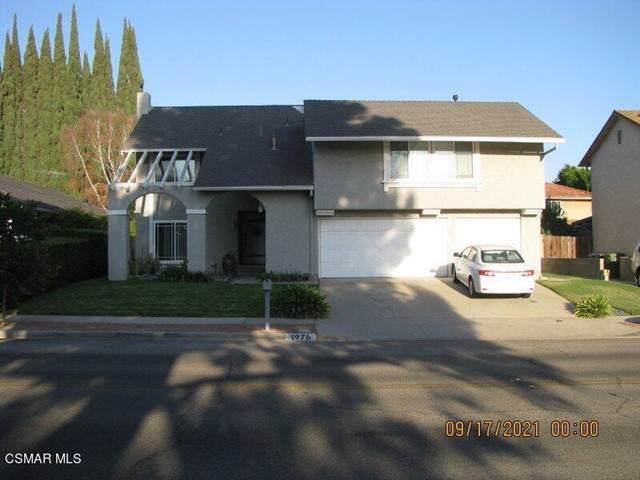 1976 Bridget Avenue, Simi Valley, CA 93065 (#221005126) :: TruLine Realty