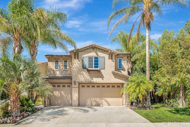 17435 Dove Willow Street, Canyon Country, CA 91387 (#SR21206233) :: Randy Plaice and Associates
